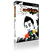 SPONGE Starring Jay Noblezada (DVD + 4 Red Sponge Balls)