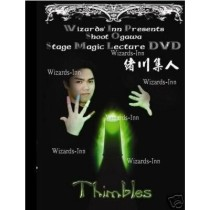 Shoot Ogawa - Stage Magic Lecture - Thimbles DVD