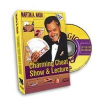 Charming Cheat Show & Lecture DVD - Martin Nash