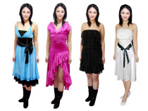 * Four High-grade Clothes Changing for Lady (Quick Change)