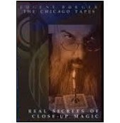 The Chicago Tapes - Eugene Burger - Real Secrets of Close-Up Magic DVD