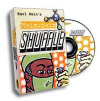 Heinstein Shuffle by Karl Hein (DVD)