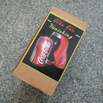 Vanishing Coke Can