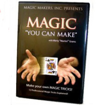 Magic You Can Make w/ Marty Grams (DVD)