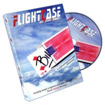Flightcase (Blue Back, DVD and Gimmick) by Peter Eggink