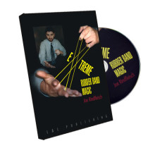 Extreme Rubber Band Magic by Joe Rindfleisch - DVD