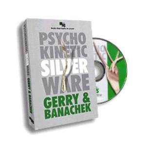 Psychokinetic Silverware - Gerry & Banachek (DVD)