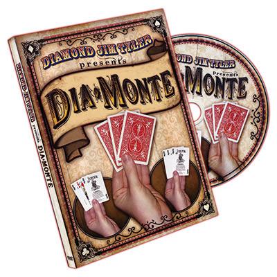 DiaMonte (DVD and Cards) by Diamond Jim Tyler