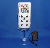 Remote Control Card Rise