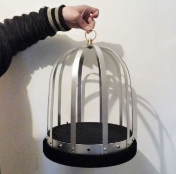 Automatic Fire Cage by China Magic