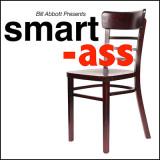 Smart Ass (Props and DVD) by Bill Abbott