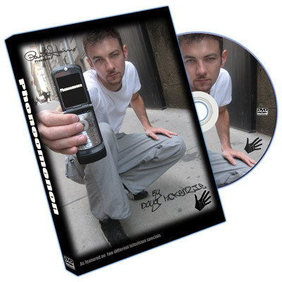 Phone-omenon by Doug McKenzie (DVD)