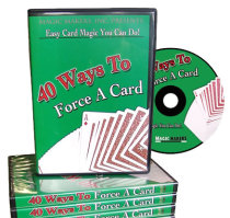 40 Ways to Force a Card (DVD)