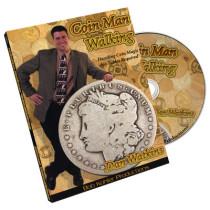 Coin Man Walking by Dan Watkins - DVD