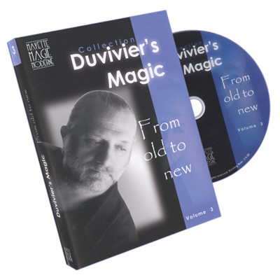 Duvivier Magic #3: From Old to New by Dominique Duvivier - DVD