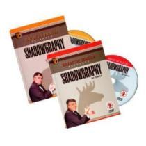 Shadowgraphy Vol 1&2 - Hand Shadows DVD by Carlos Greco