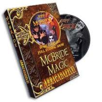 Abracadazzle by Jeff McBride DVD