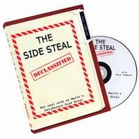 The Side Steal Declassified - Paul Cummins (DVD)