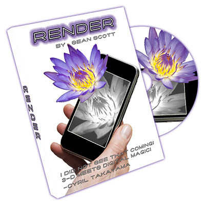 Render (DVD and Gimmick) by Sean Scott