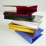 Aluminum Card Clip - Super Hard (5 Colors)