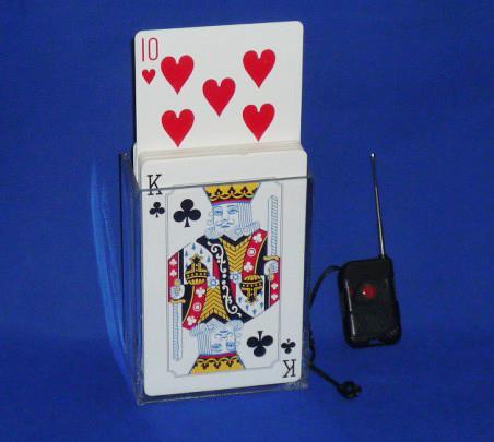 Electronic Jumbo Card Rise By China Magic