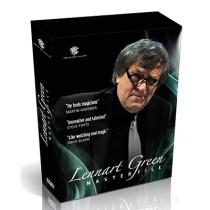 Lennart Green MASTERFILE (4 DVD Set) by Lennart Green and Luis de Matos