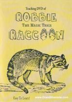 Robbie Raccoon Teaching DVD