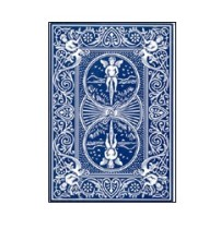 Shimmed Card - Bicycle (Blue)