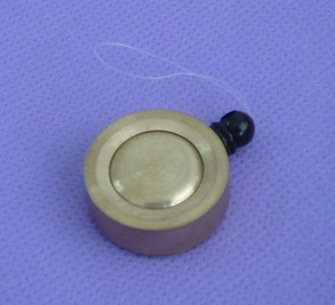 Reel - Locking Device - Brass