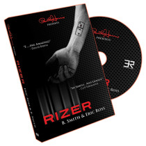 Rizer by Eric Ross and B. Smith (DVD + Gimmick)