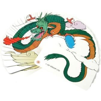 Dragon Fanning Deck