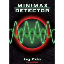 Minimax (Gimmick and DVD) by Edo