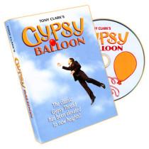 Gypsy Balloon (Gimmick and DVD) by Tony Clark