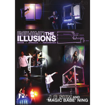 Behind the Illusions by JC Sum & Magic Babe Ning - 2 DVD Set