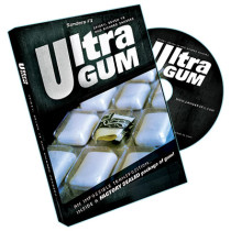 Ultra Gum by Richard Sanders (DVD and Gimmicks)