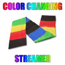 Color Changing Silk Streamer (115cmx14cm)