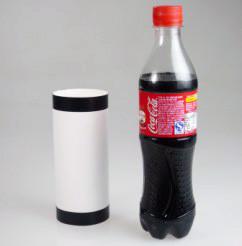 New Vanishing Coca-Cola Bottle