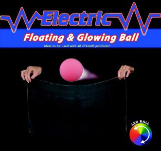 Electric Floating and Glowing Ball (11cm)