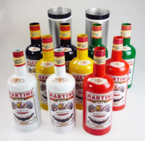Moving, Increasing and Coloring Bottles (10 Bottles, Pour Liquid)