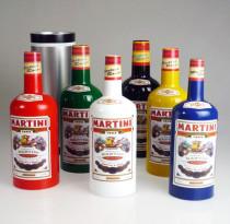 Color Changing Bottles (6 Bottles, Pour Liquid)