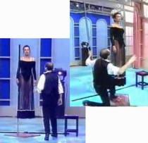 * Vertical Suspension Illusion