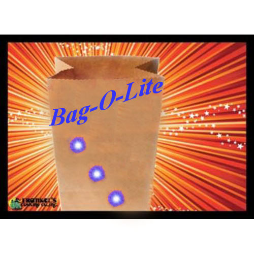 Bag O Lights (Blue Light)