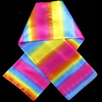 Color Changing Silk Streamer - Rainbow (120cm*18cm)
