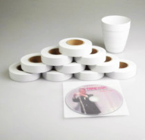 Tape Cup (with DVD)