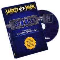 Spookey (w/DVD) by Jay Sankey