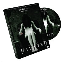 Paul Harris Presents Haunted (DVD and Gimmick) by Peter Eggink