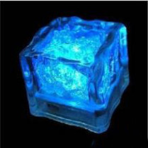 Electronic Ice Cube (Red/Blue)
