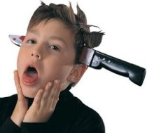 Knife Thru Head