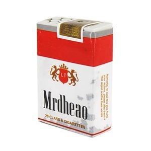 Spray-Your-Friend Water Spraying Cigarette Case