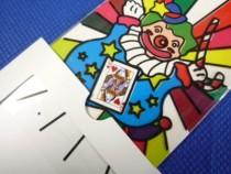 Prediction Clown Drawing